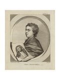 John Greenhill, English Portrait Painter Giclee Print by John Greenhill