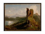 Genevieve, C.1838 Giclee Print by Thomas Cole