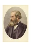 James Clerk Maxwell (1831-1879), Scottish Theoretical Physicist Giclee Print