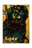 Agir - a Film Festival Giclee Print by Louis Oppenheim