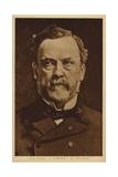 Louis Pasteur (1822-1895), French Chemist and Microbiologist Giclee Print by Leon Joseph Florentin Bonnat