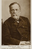 Louis Pasteur (1822-1895), French Chemist and Microbiologist Photographic Print