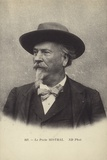 Frederic Mistral (1830-1914), French Poet and Lexicographer of the Occitan Language Photographic Print