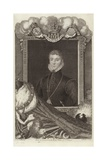 Portrait of Henry, Lord Darnley Giclee Print by Lucas De Heere