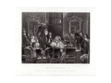 George Villiers, Duke of Buckingham Giclee Print by Augustus Egg