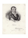 Francois Andrieux Giclee Print by Francois Seraphin Delpech