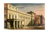 Regency Theatre, London, 1826 Giclee Print by Daniel Havell