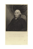 Joseph Black Giclee Print by Sir Henry Raeburn