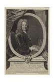 Friedrich Hoffmann Giclee Print by Antoine Pesne