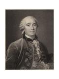 Georges Louis Leclerc Giclee Print by Francois-Hubert Drouais