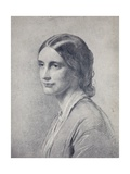 Josephine Butler Giclee Print by George Richmond