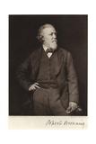 Robert Browning Giclee Print by Henri Lehmann