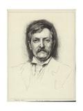 Henry Morton Stanley Giclee Print by Hubert von Herkomer