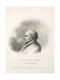 Field Marshall Blucher, Prince of Walstadt, Engr J. Swaine, Pub. J. Farrer, 1815 Giclee Print by Frederich Rehberg