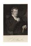 Sir Thomas Buxton Giclee Print by Henry Perronet Briggs