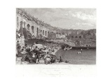 Ampitheatre at Nismes Giclee Print by James Duffield Harding