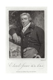 Edward Jenner Giclee Print by John Raphael Smith