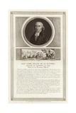 Portrait of Jean-Marie Roland, Vicomte De La Platiere Giclee Print by Jean Duplessi-Bertaux