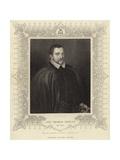 Sir Thomas Bodley Giclee Print by Cornelius Jansen