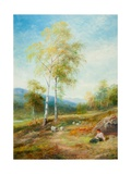 Autumn, Strathglass, Inverness-Shire Giclee Print by John MacWhirter