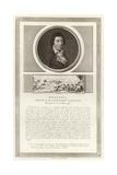 Portrait of Jacques Pierre Brissot Giclee Print by Jean Duplessi-Bertaux