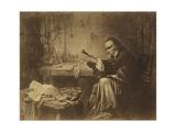 Portrait of Antonio Stradivari Giclee Print