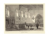 Cobham Church Giclee Print by James Duffield Harding