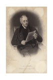 Portrait of John Murray Giclee Print by Henry William Pickersgill