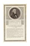 Portrait of Jean Jacques Regis De Cambaceres Giclee Print by Jean Duplessi-Bertaux