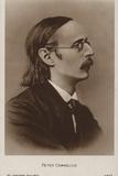 Portrait of Peter Cornelius Photographic Print