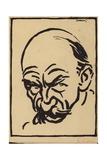 Thomas Hardy Giclee Print by Joseph Simpson
