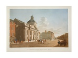 St. Catharine's Church, Thomas Street, Dublin, 1797 Giclee Print by James Malton