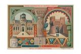 Byzantine and Moorish Giclee Print