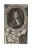 Robert Boyle Giclee Print by Johannes Kerseboom