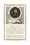 Portrait of Louis Desaix Giclee Print by Jean Duplessi-Bertaux