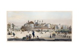 Tower of London and Mint from Great Tower Hill Giclee Print by Thomas Shotter Boys