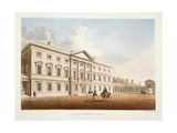 Leinster House, Dublin, 1792 Giclee Print by James Malton