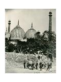 Zinat-Ul-Masjid, Delhi, C.1858 Giclee Print by Felice Beato