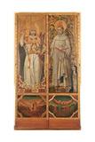 St. Peter and St. Bernard Giclee Print