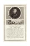 Portrait of Jean-Baptiste Jourdan, Comte Jourdan Giclee Print by Jean Duplessi-Bertaux