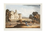 Royal Infirmary, Phoenix Park, Dublin, 1794 Giclee Print by James Malton