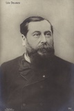 Leo Delibes, French Composer (1836-1891) Photographic Print by Pierre Petit
