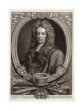 Portrait of Sir Robert Clayton Giclee Print by John Riley