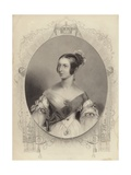Her Most Gracious Majesty Victoria Giclee Print by Richard James Lane