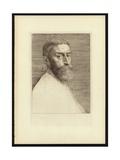 Sir Edward Poynter Giclee Print by Alphonse Legros