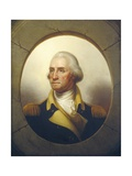 George Washington, C.1850 Giclee Print by Rembrandt Peale