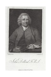 John Dollond Giclee Print by Benjamin Wilson