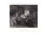 The First Sunbeam Giclee Print by Thomas Faed