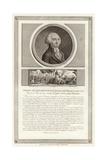 Portrait of Jerome Petion De Villeneuve Giclee Print by Jean Duplessi-Bertaux