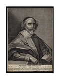 Adriaen Van Nieulandt the Younger Giclee Print by Cornelius Jansen